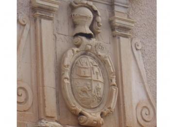 Casa Rodríguez Escobar. Liétor.  R.Escobar
