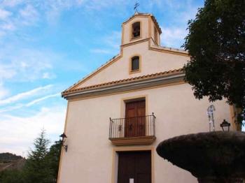 Ermita N.Sra. de la Cabeza. Nerpio.  Ermita Cabeza