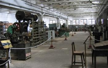 Reales Fábricas de Riópar. Oficina de Turismo. Riópar.  Museo Fabricas