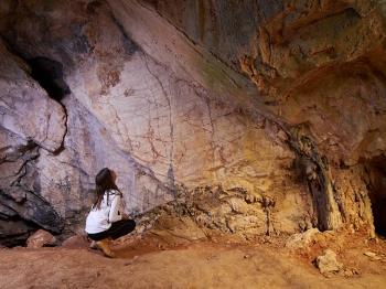 Cueva del niño de Aýna  Cueva niño