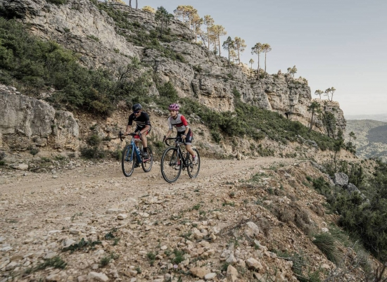 Rueda por la Sierra del Segura en Bici: Nerpio-Socovos