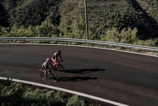 Rueda por la Sierra del Segura en Bici: Molinicos-Tus