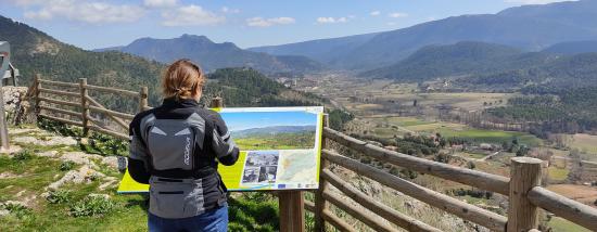 Rueda por la Sierra del Segura en Moto: Circular Sierra del Segura