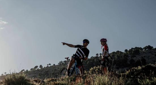 Rueda por la Sierra del Segura en Bici: Yeste-Gontar