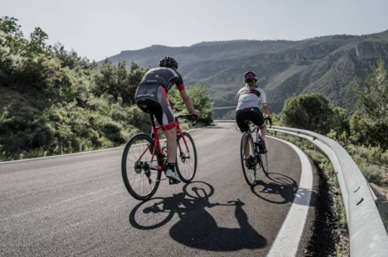 Rueda por la Sierra del Segura en Bici: Bogarra-Riópar