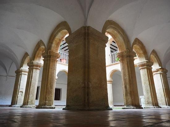 Convento Franciscano. Yeste.  Convento