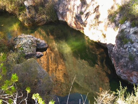 Paraje de Gallego. Elche de la Sierra. ZONA GALLEGO 2