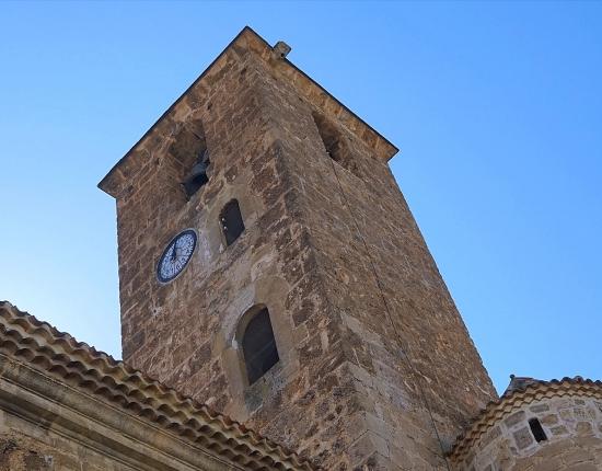 Iglesia de la Asunción. Yeste.  iglesia 2