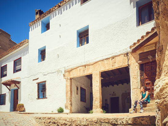 Casco histórico de Letur Conjunto histórico Letur 2