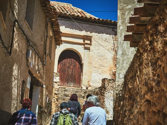 Casco histórico de Letur Conjunto histórico Letur 3