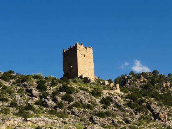Atalaya de Vizcable. Nerpio.  Atalaya Vizcable