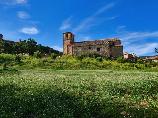 Iglesia del Espiritu Santo. Riópar Viejo.  Iglesia Riópar Viejo