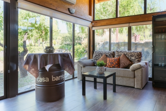 Complejo Rural Casa Barriga Interiores