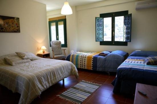 Casa Rural la Serrería Habitación múltiple