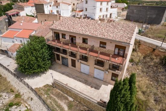 Casa Rural Los Guerrero Exteriores casas rurales