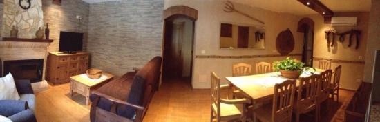 Casa rural la Puentecilla (3 Espigas)