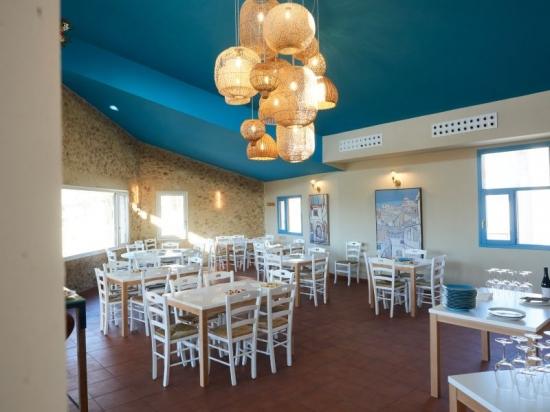 Restaurante El Buho de Letur salon interior