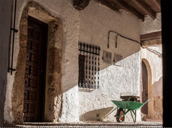 Casas rurales La Modada de Letur Exterior de la casa rural