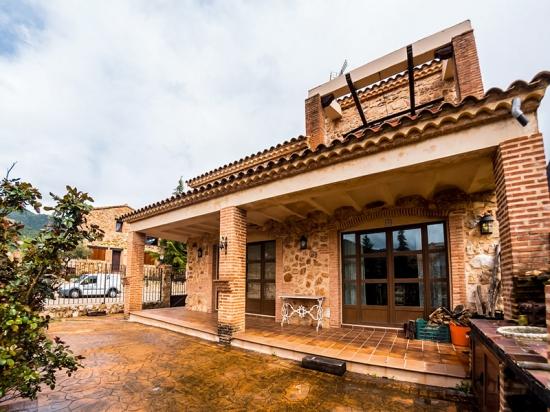 Casa Rural Riopar Green Exteriores