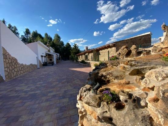 Casas rurales El Arbol de la Vida exteriores cr el arbol de la vida