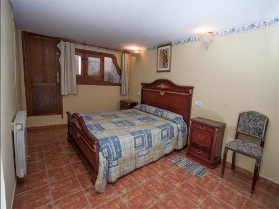 Casas rurales La Modada de Letur Habitación matrimonio