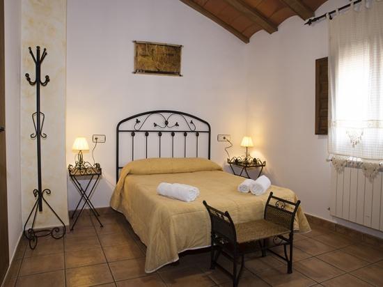 Casa rural El Callejón Habitación matrimonio