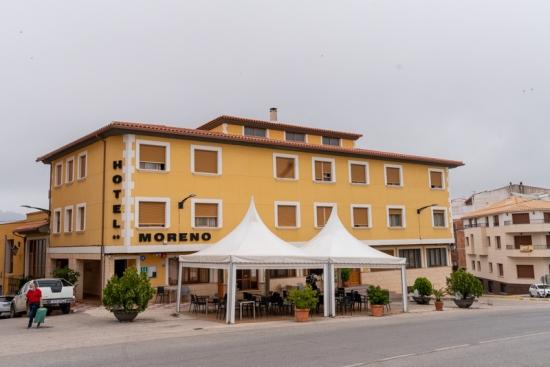 Hotel el Moreno exterior