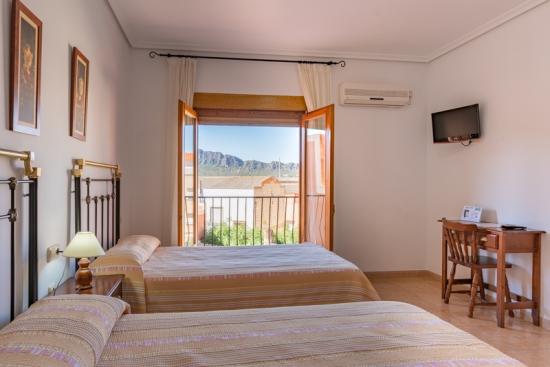 Hotel el Moreno habitaciones hotel