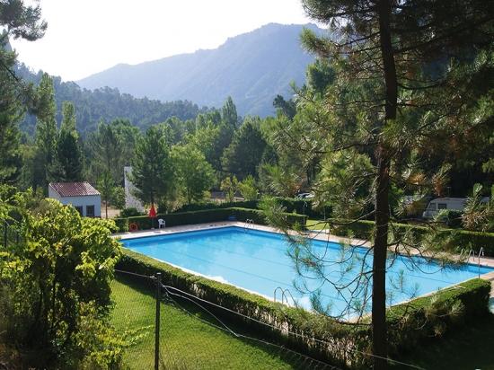 Camping Rio Mundo Zona de piscina