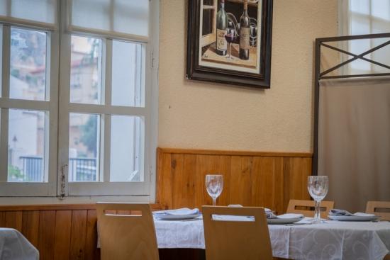Restaurante la Toba vistas desde el restaurante