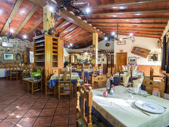 Restaurante Los Enebros