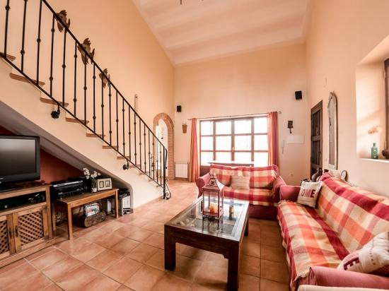 Casa Rural Riopar Green salon casa rural