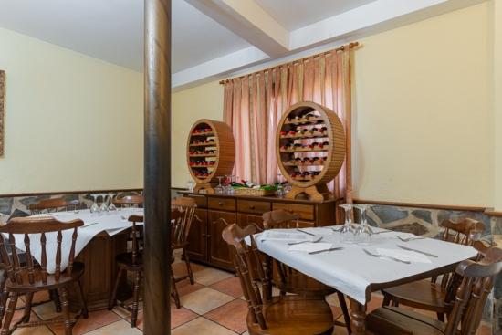 Hostal-Restaurante Venta Laminador Salon restaurante