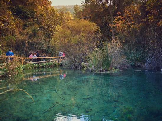 El Barranco del Agua El barranco del agua