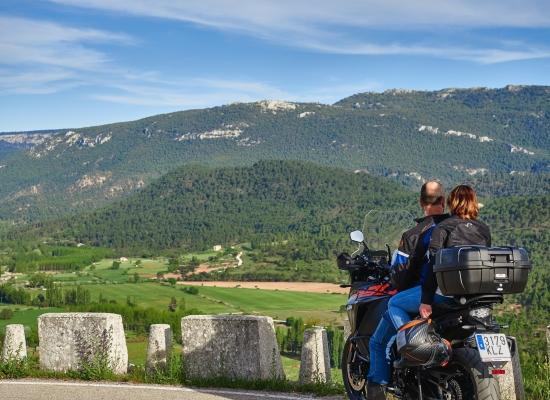 La Sierra sobre ruedas. Tour motero a tu aire por la Sierra del Segura