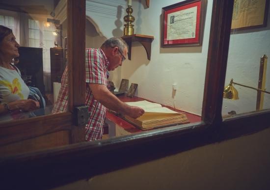 """Senderismo """"ilustrado""""- Conjunto Histórico de las Fábricas de Metales de Riópar"""