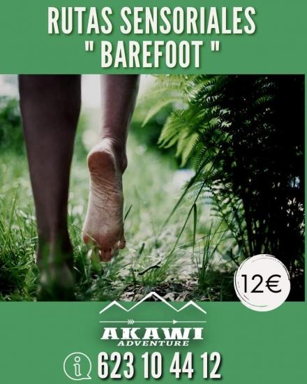 Rutas Sensoriales Barefoot