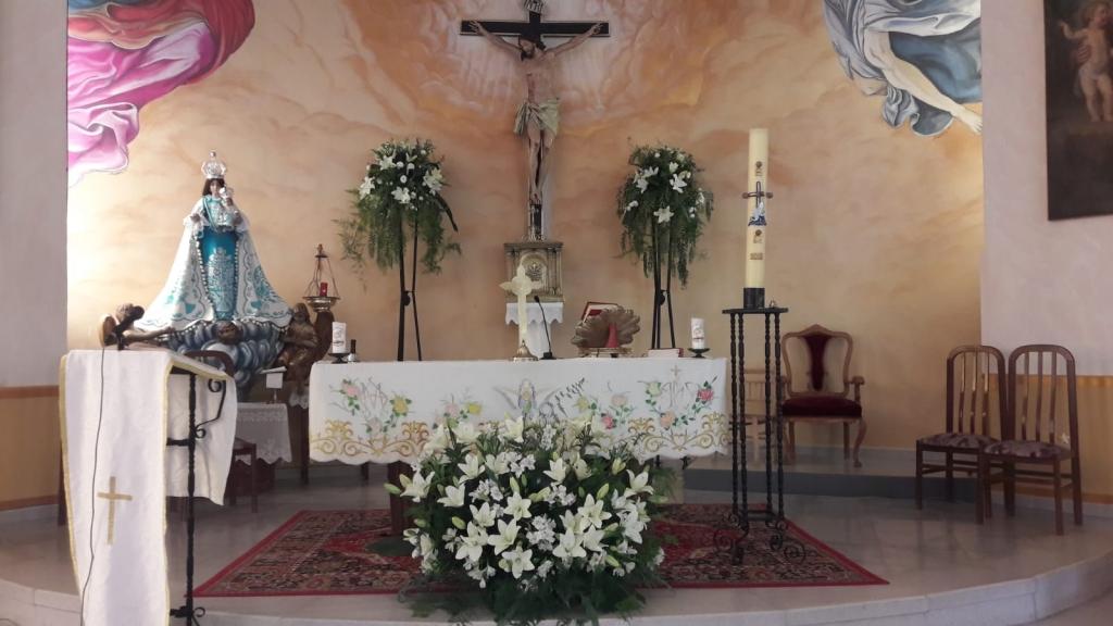Iglesia de la Asunción. Férez.  Iglesia Ferez