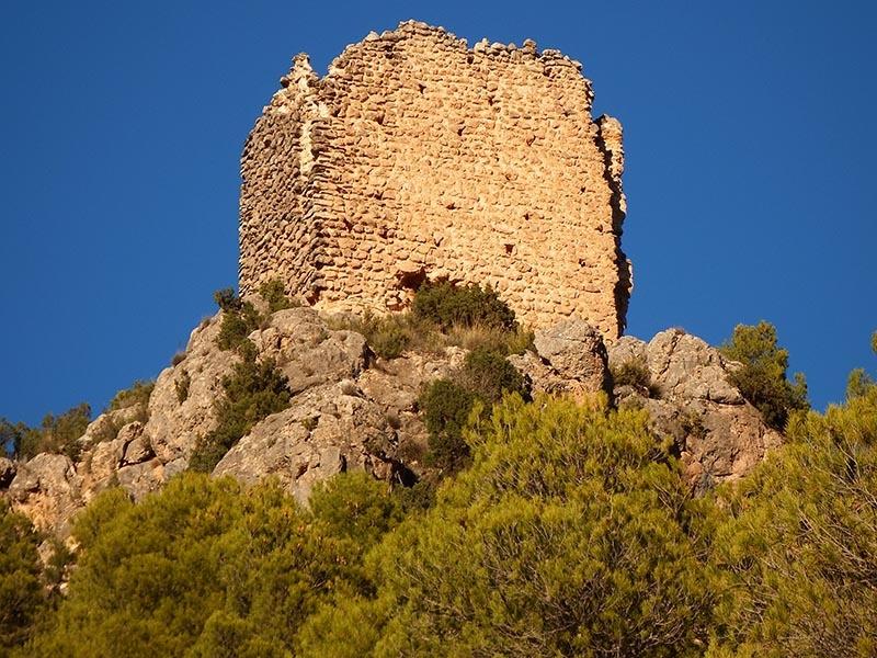 Atalaya de Torrepedro. Molinicos.  atalayatorrepedro