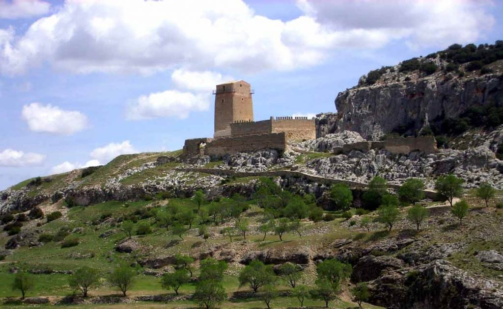 Castillo de Taibilla en Nerpio Castillo Taibilla