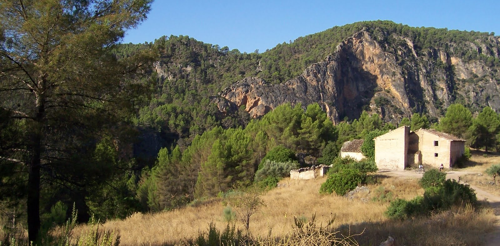 Red de senderos de Bogarra