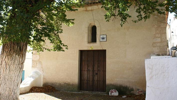 Ermita de Santiago. Yeste.  Ermita Santiago
