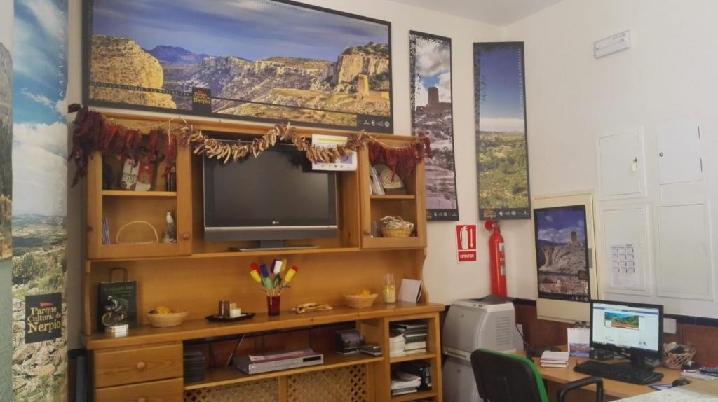 Oficina de Turismo Nerpio oficina de turismo