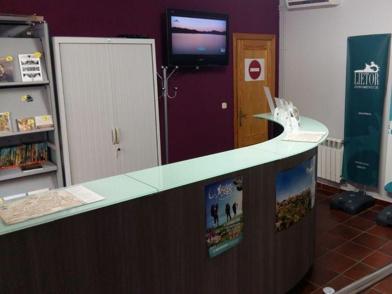 Oficina de Turismo Liétor oficina de turismo