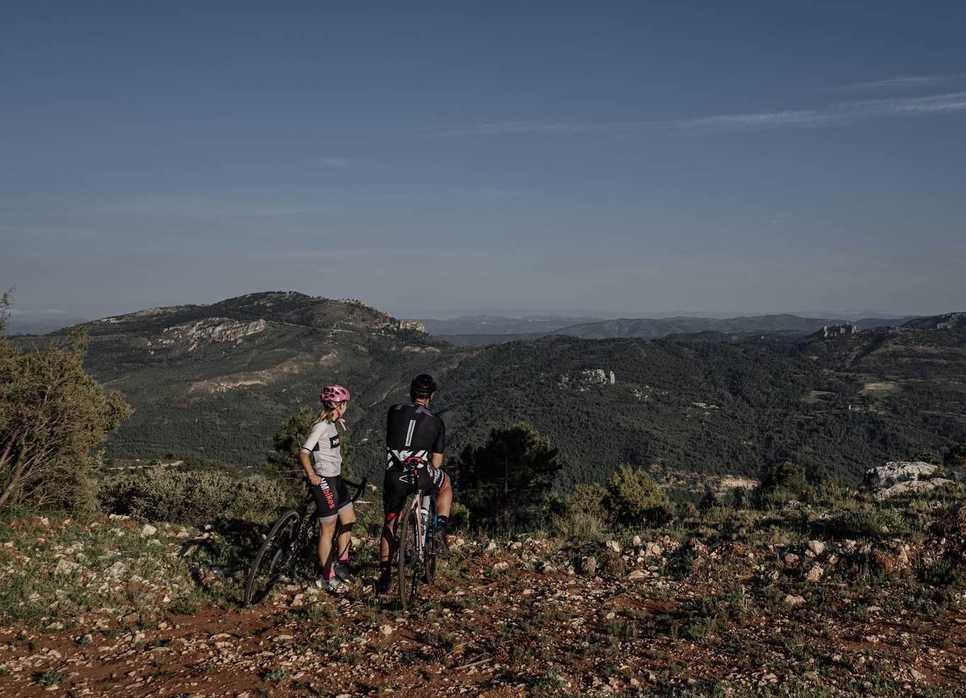Rueda por la Sierra del Segura en Bici: Letur-Elche de la Sierra
