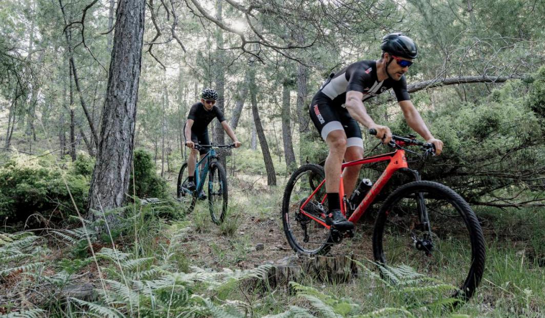 Rueda por la Sierra del Segura en Bici: Riópar-Molinicos