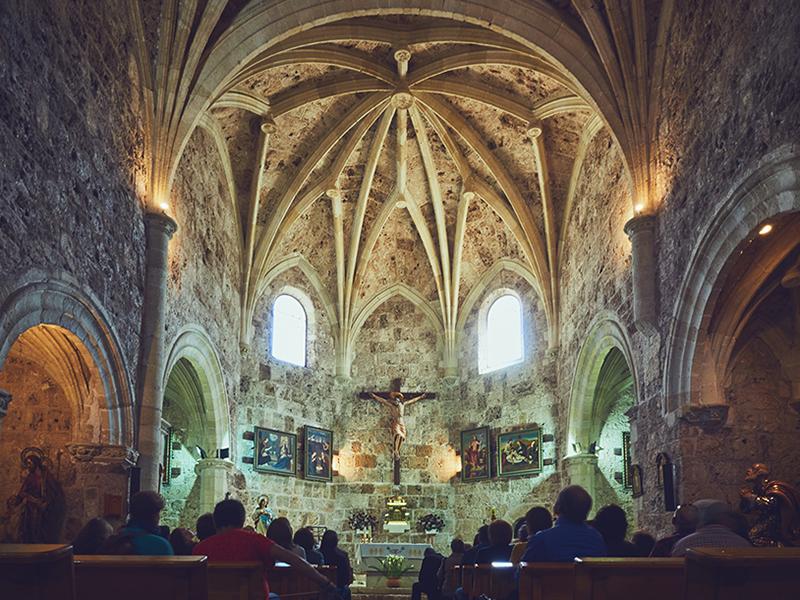 Iglesia de la Asunción. Letur.  Iglesia Letur
