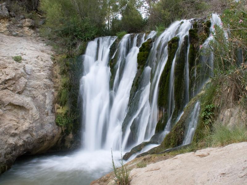 Cascada del Arroyo de Letur o Cascada de los Pradillos Cascada Letur
