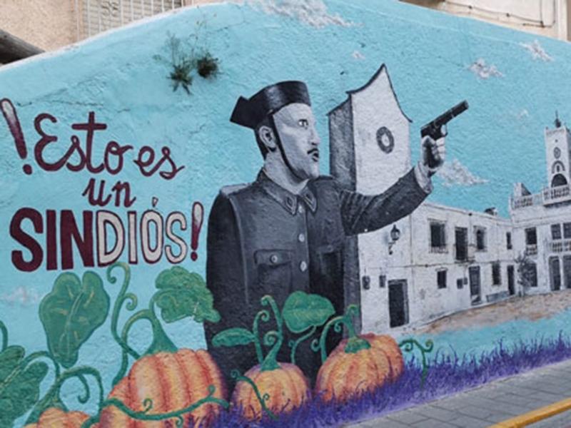 Murales de Molinicos