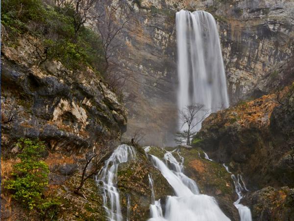 Parque Natural de los calares del mundo y de la sima Nacimiento río Mundo